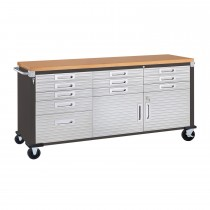 Truckload of .Com Shelving, Workbenches & Cabinets, 46 Units, Good/Fair, Ext. Retail $9,596, Woodinville, WA, BINDING SHIPPING!